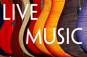 Classical Guitarist & Wine