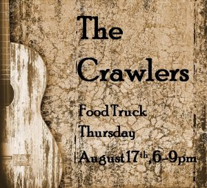 Food Truck Thursday with The Crawlers