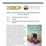 HERC Book Discussion