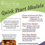 Quick Start Ukulele