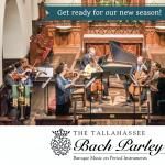 Tallahassee Bach Parley 2017-2018 Concert Series: November Concert
