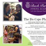 The Da Capo Players - Violin Group Classes