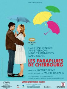 The Umbrellas of Cherbourg (1964) UR