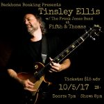 Tinsley Ellis w/ The Frank Jones Band