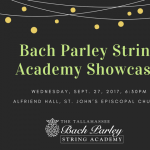 Bach Parley String Academy Showcase
