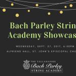 Bach Parley String Academy Showcase
