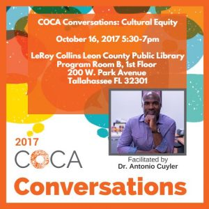 COCA Conversations: Community Meeting on Cultural Equity