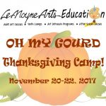 Oh My Gourd! Thanksgiving Camp