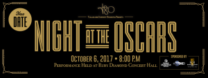 Night At The Oscars *RESCHEDULED!*