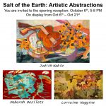 The Salt of the Earth: Artistic Abstractions
