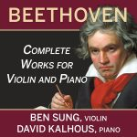 Faculty Recital - Ben Sung, violin and David Kalhous, piano