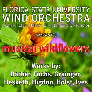 FSU Wind Orchestra Performance