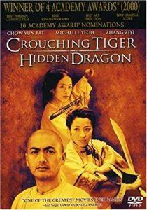 Crouching Tiger, Hidden Dragon (2000) PG-13