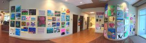Painting Pink Exhibition and Online Auction