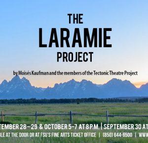 The Laramie Project at Theatre TCC!