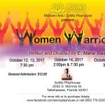 Midtown Arts presents Women Warriors