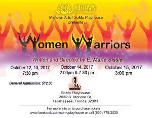 Midtown Arts presents Women Warriors