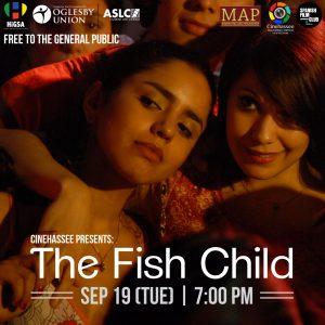 Cinehassee: The Fish Child