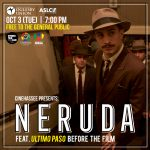 Cinehassee: Neruda