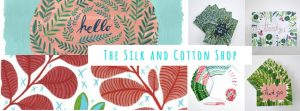 The Silk and Cotton Shop Pop-Up!