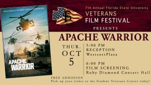 7th Annual Florida State University Veteran Film Festival