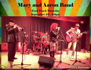 Food Truck Thursday with The Mary & Aaron Band