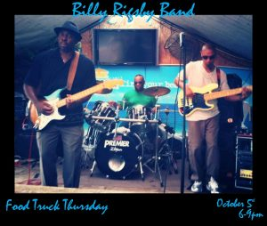 Food Truck Thursday with The Billy Rigsby Band