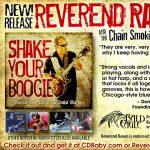 Rev Raven & The Chain Smoking Altar Boys