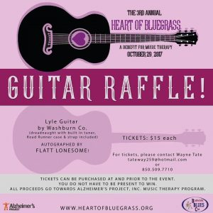 The Third Annual Heart Of Bluegrass Benefit with Flatt Lonesome