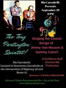 Swinging on a Star - The Music of Jimmy Van Huesen & Sammy Cahn