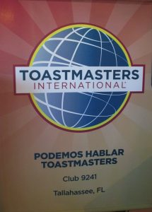 Podemos Hablar Toastmasters Club Open House