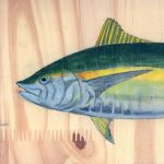 Adults: VIP Painting Class | Fish on a Board