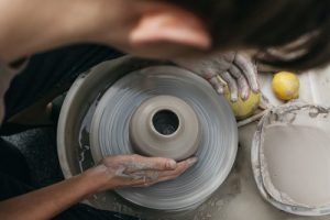 Class Series | Beginner Wheel Throwing Pottery Class - Tuesdays