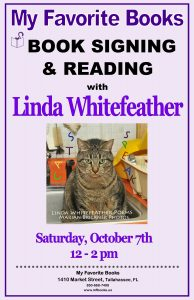 Linda Whitefeather Book Signing & Reading