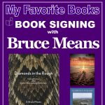 Bruce Means Book Signing at My Favorite Books