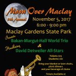 Moon Over Maclay Jazz Concert