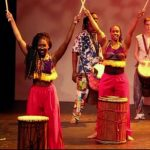TCC African Drum and Dance Ensemble Fall Show