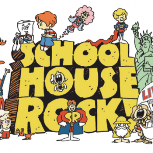 Theatre TCC! presents Schoolhouse Rock Live!