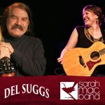 Del Suggs & Sarah Mac Band Concert