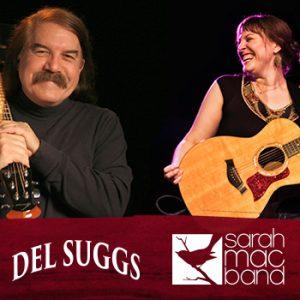 Del Suggs & Sarah Mac Band Concert