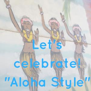 """Pop-Up Nia Class """"Aloha Style"""""""
