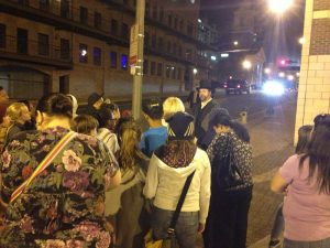 Ghost Tours in Downtown Tallahassee