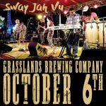 Sway Jah Vu First Friday on the Deck