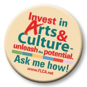 Statewide Florida Cultural Alliance Advocacy Conference Call