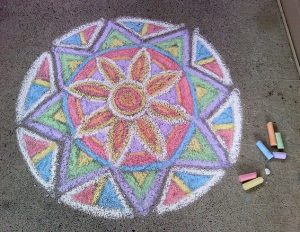 Call for Artists - Downtown Market Sidewalk Chalk Art Competition