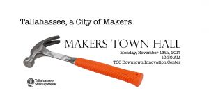Makers Town Hall
