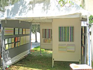 """Showoff"" art tent for Sale"