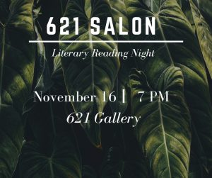 621 Salon Literary Reading Series
