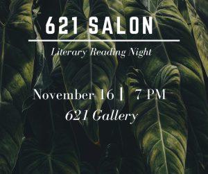 621 Salon Literary Reading Series