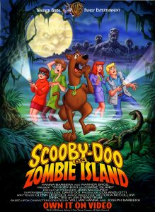Scooby Doo Zombie Island